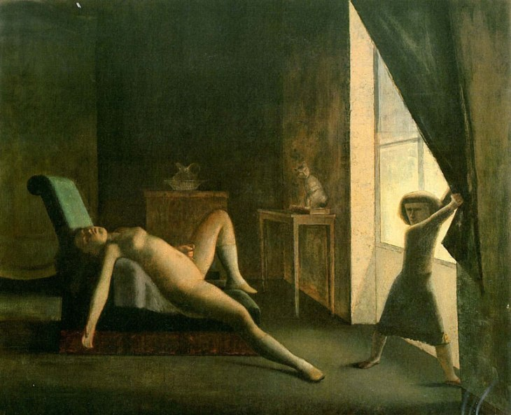 Balthus-the-room